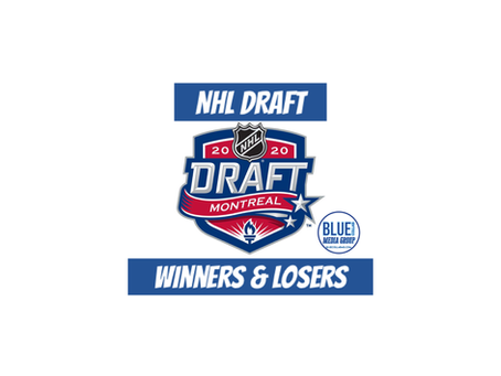 NHL Draft Winners & Losers