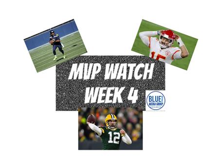 MVP Watch: Week 4