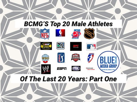 BCMG's Top 20 Male Athletes Of The Last 20 Years: Part One
