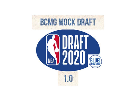 BCMG Mock Draft 1.0