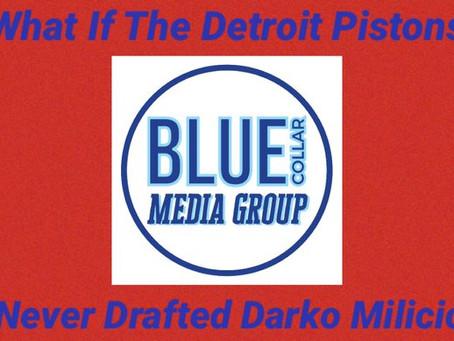What If Detroit Did Not Draft Darko