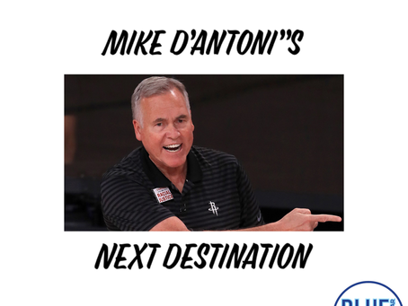 Mike D'Antoni's Next Destination