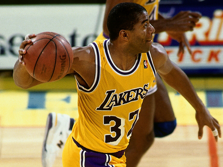 Top 5 NBA Point Guards Ever