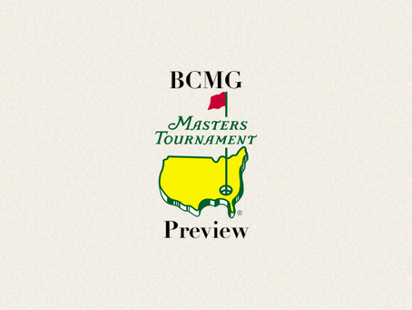 Masters Tournament Preview