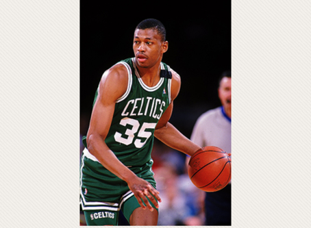 An Ode to Reggie Lewis