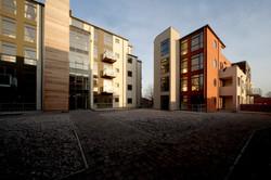New apartment buildings beeston