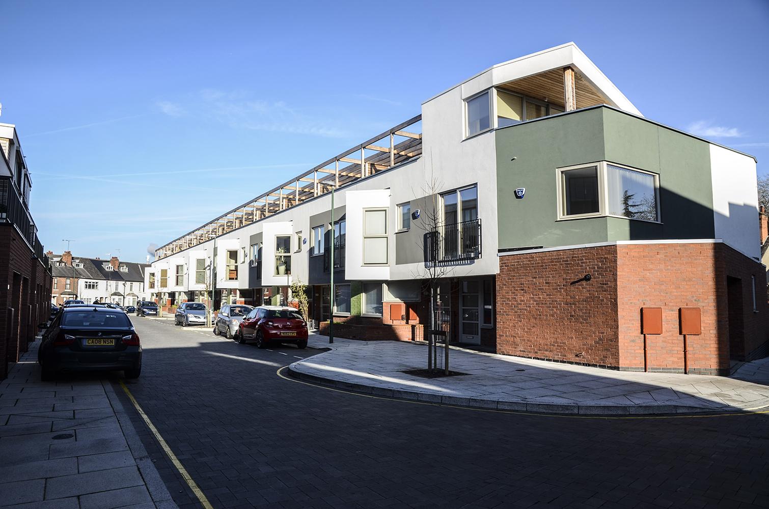 green street eco housing