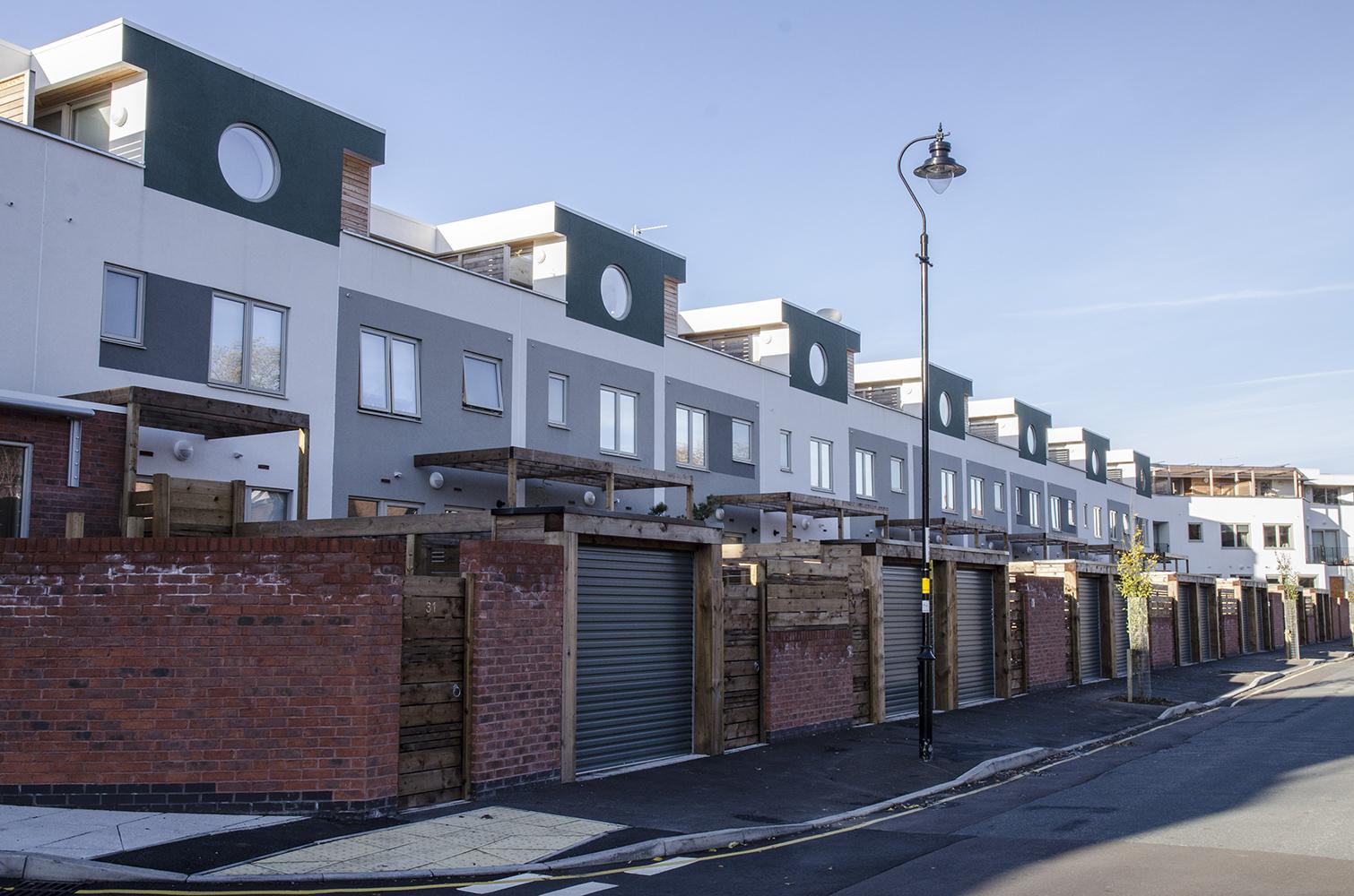 green street garages