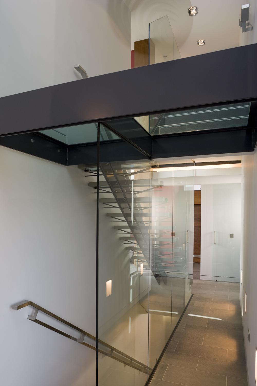 catfoot lane -staircase