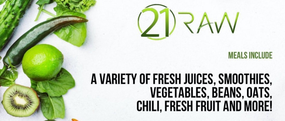 21 Raw Diet