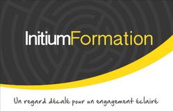 Carte de visite   INITIUM FORMATION