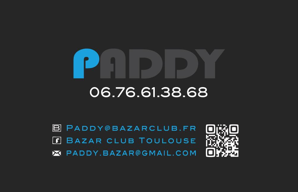 Carte de visite | LE BAZAR