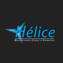 LOGO -  HÉLICE DCF