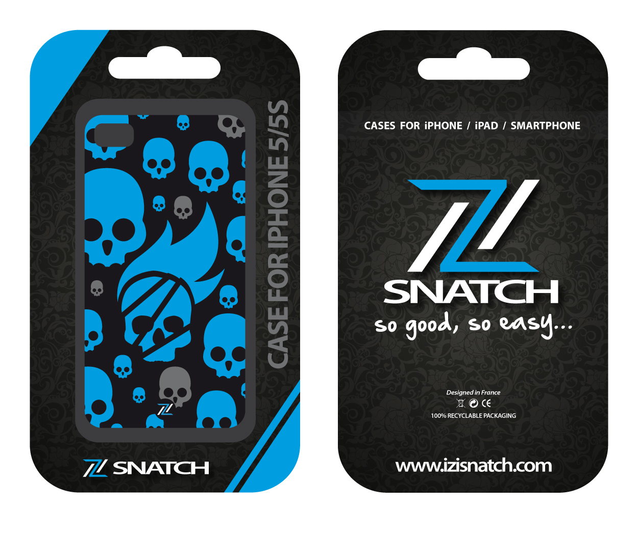 Packaging | IZI SNATCH