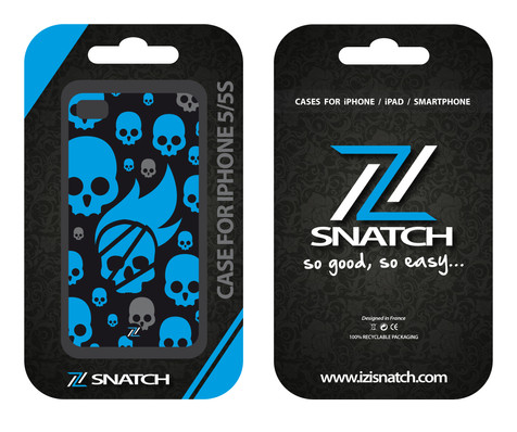 Packaging | IZI Snatch