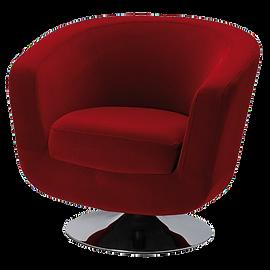 image de fauteuil en velours rouge - site web de la société de coaching sur Paris et Toulouse : JB Consultant