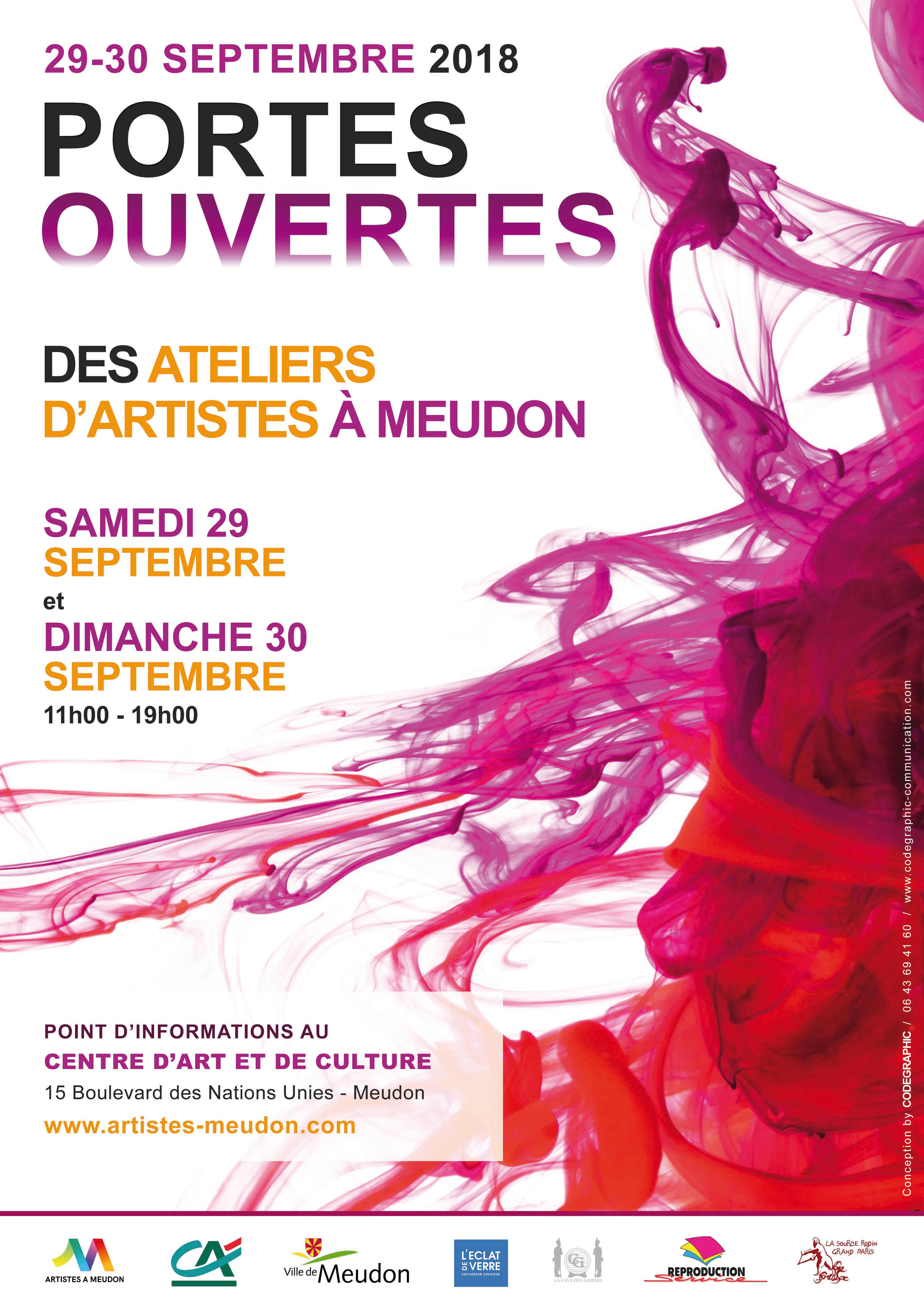 Affiche | Artistes à Meudon