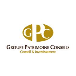 Logo   GROUPE PATRIMOINE CONSEILS