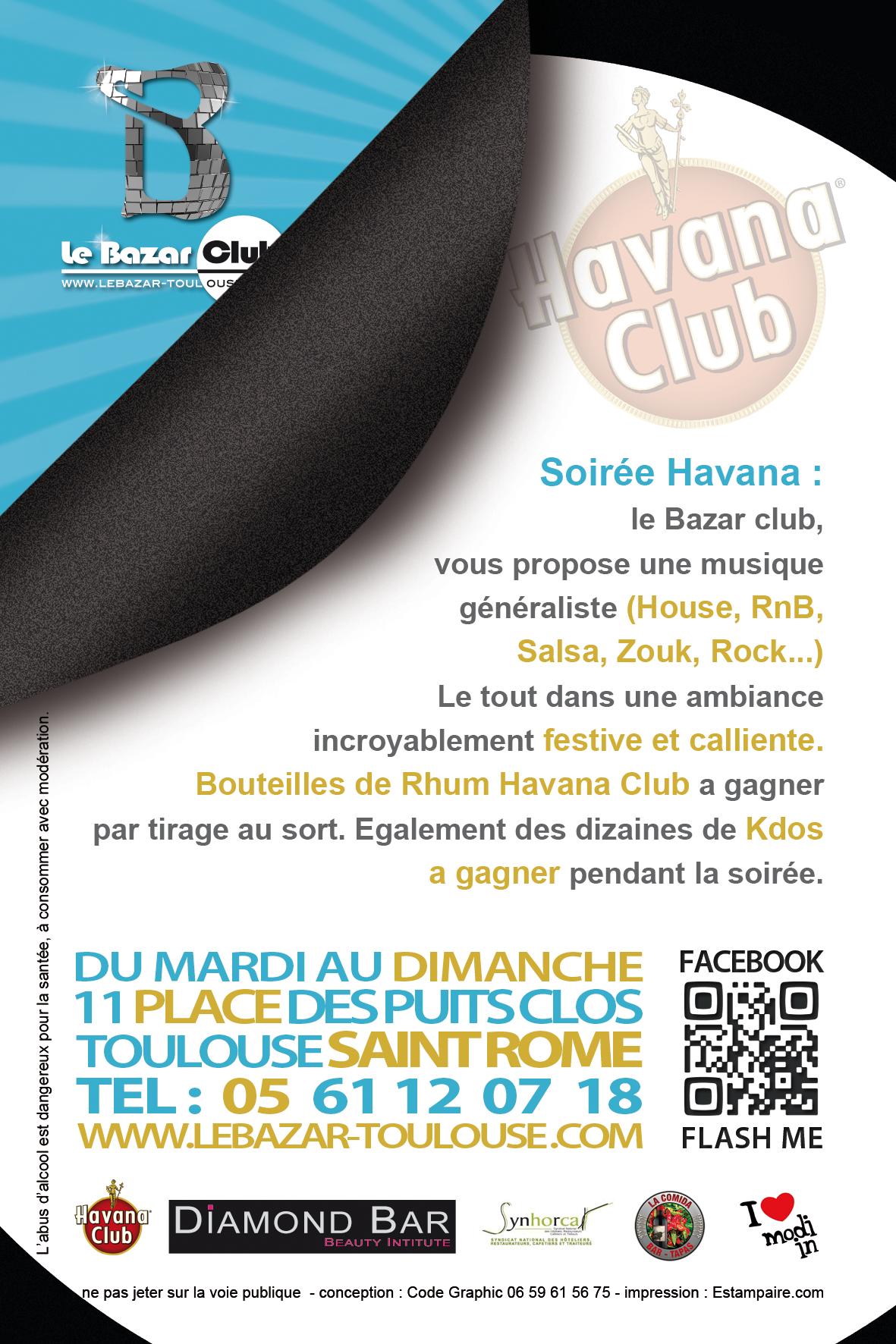 Flyer | LE BAZAR