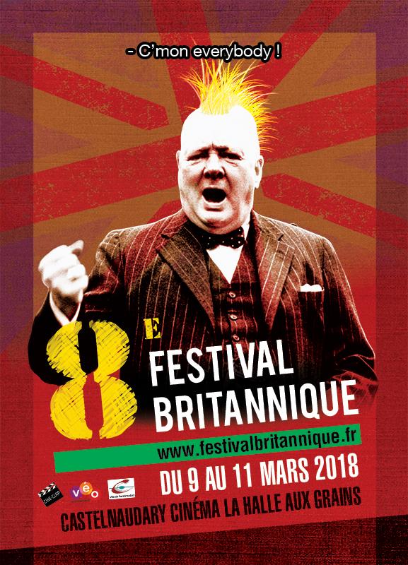 Affiche | festival britannique