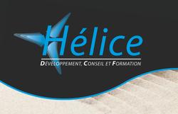 Carte de visite   HÉLICE DCF