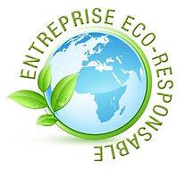 code graphic, communication, site web, marketing digital, logo entreprise éco-responsable