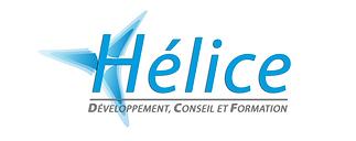 Logo de Hélice DCF, partenaire privilégié de JB Consultant - Site web de la société de coaching sur Paris et Toulouse : JB Consultant