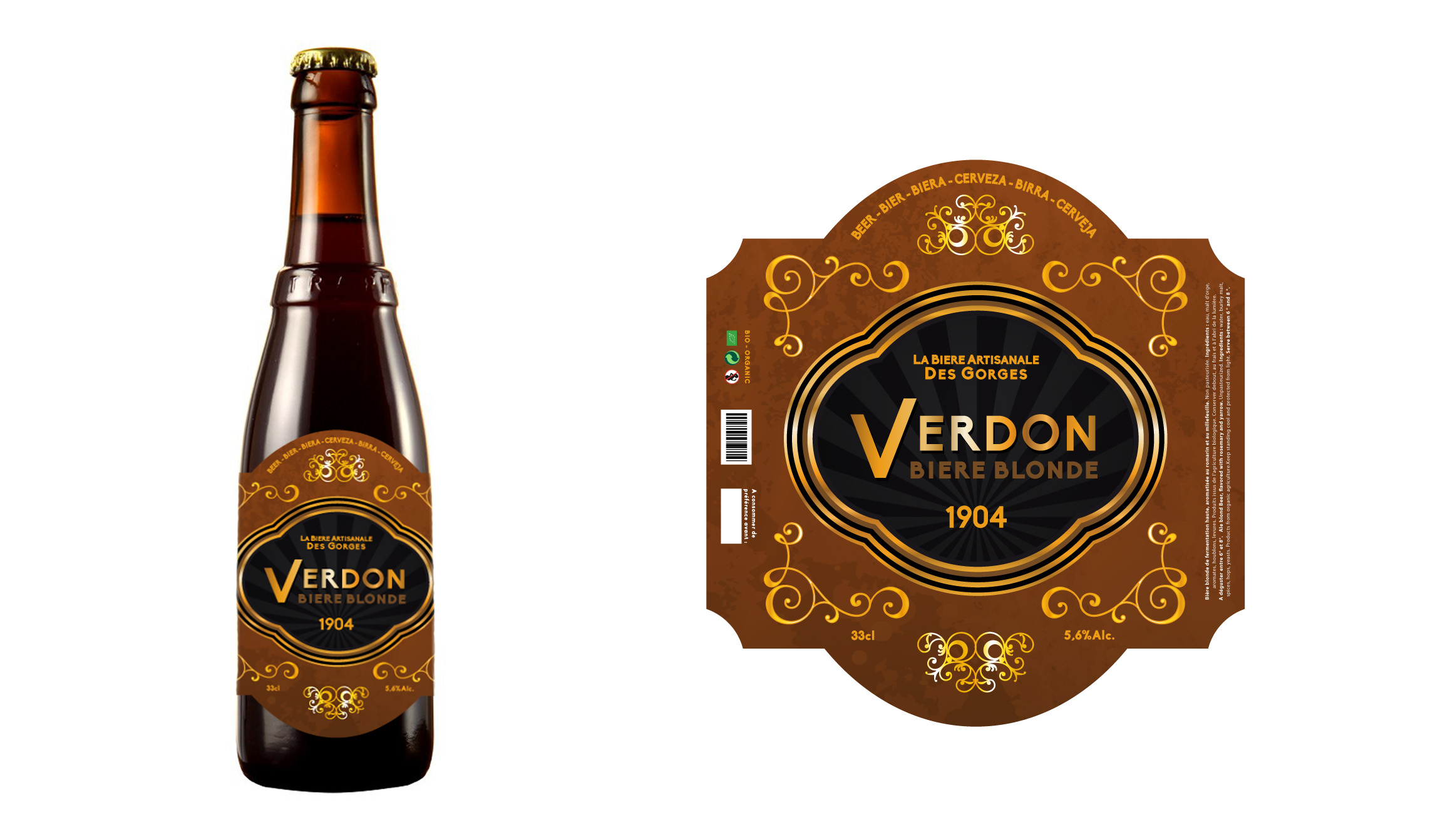 Packaging | VERDON