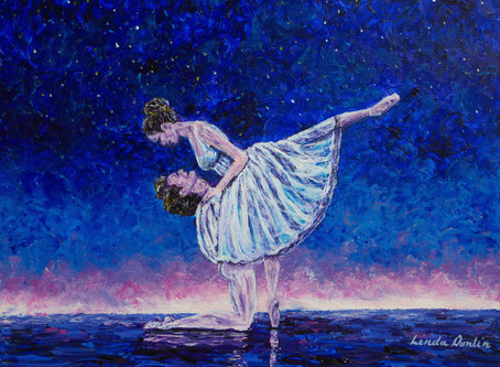 Someone You Should Know: Painter Puts Music & Dance On Canvas
