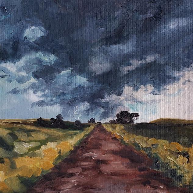 Prairie Road Storm