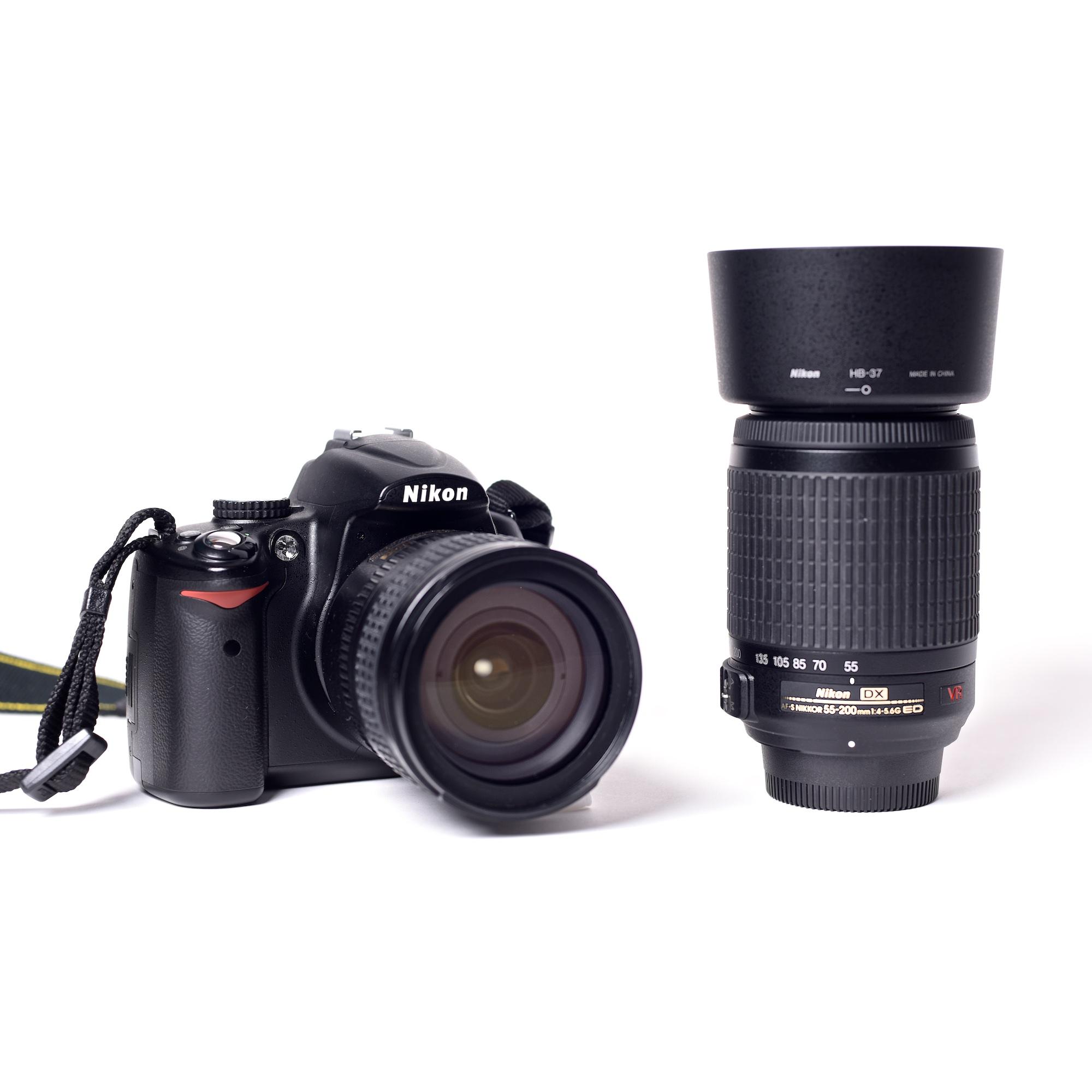 カメラ&レンズ