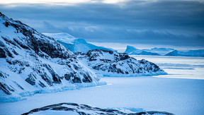 Greenland Shrinking Ice Pack