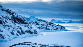 Greenland Shrinking Ice Pack