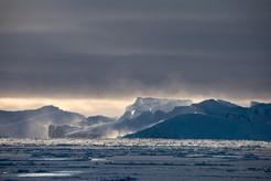 Greenland Shrinking Ice Pack Mar 2020