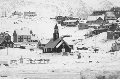 Hillside Village Greenland Mar 2020