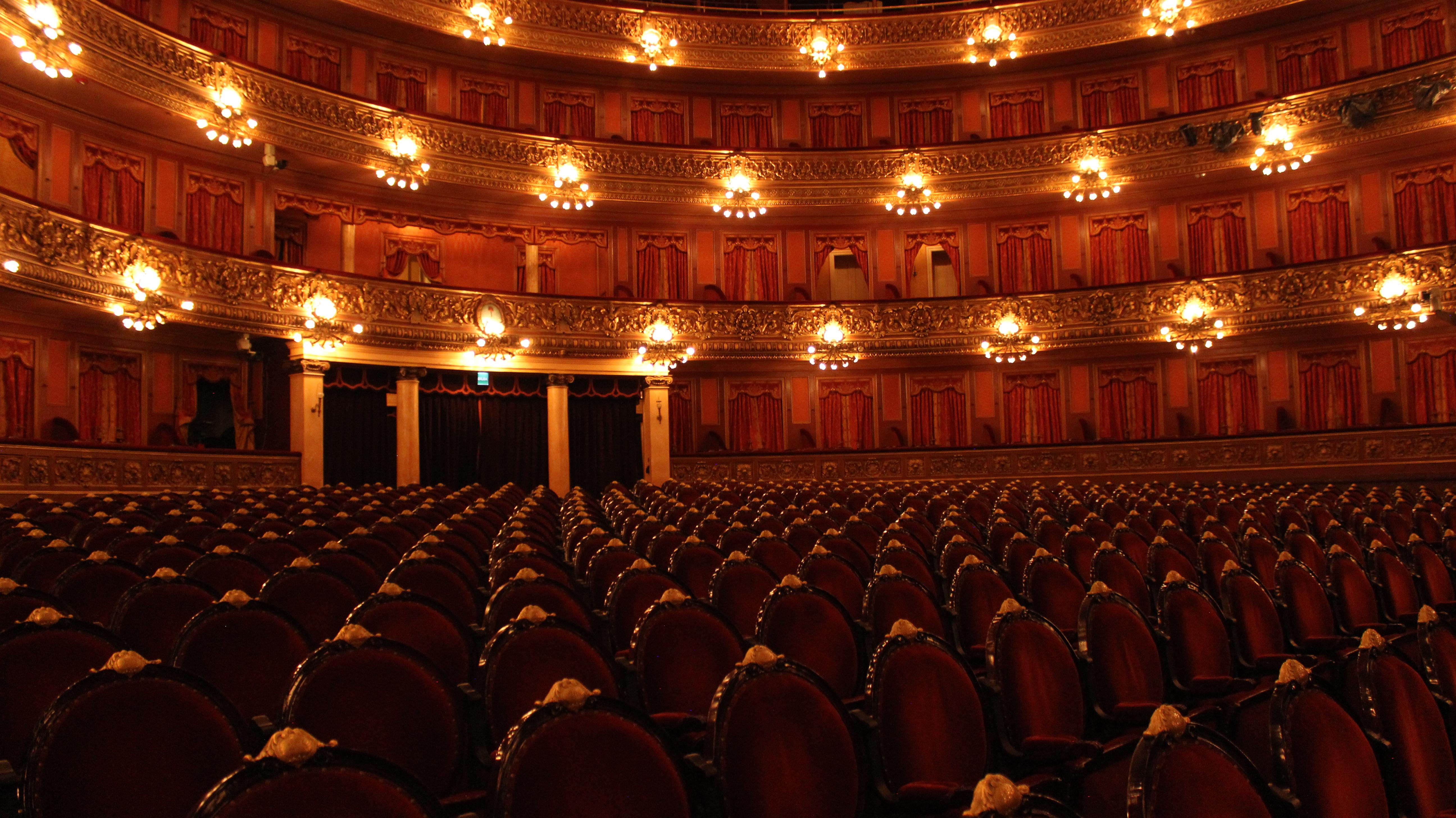 11 - Teatro Colon, Buenos Aires
