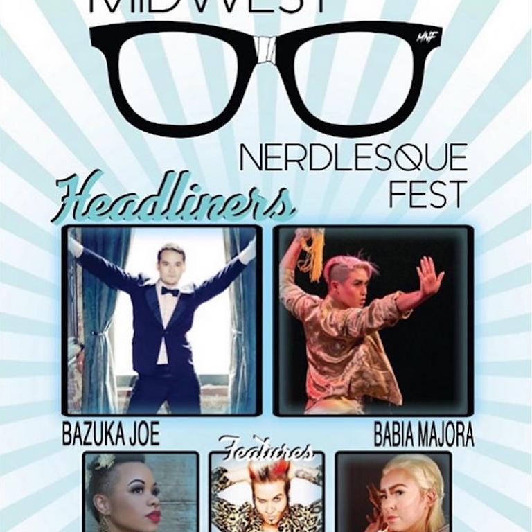 The Midwest Nerdlesque Fest
