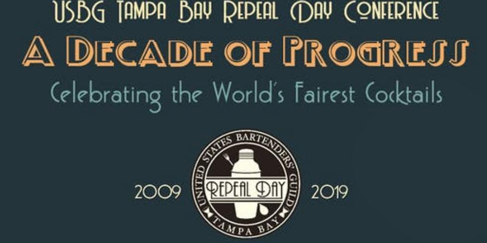 2019 Tampa Bay Repeal Day Gala