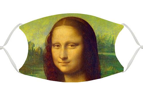 Mona Lisa S-M Adjustable Face Mask