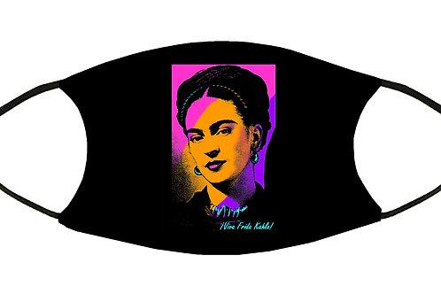 Viva Frida! Adjustable Filter Face Mask S-M w/4 Filters/ Reusable / Washable