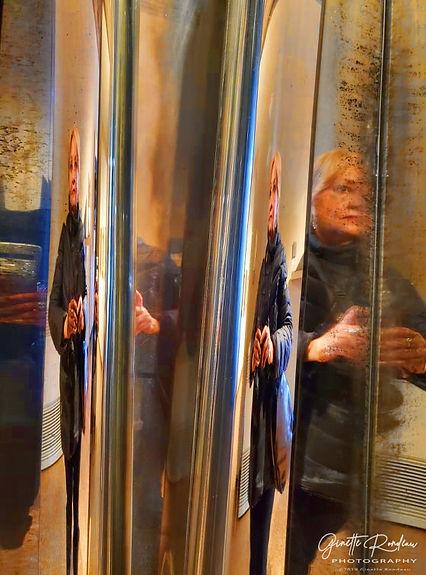 Ginette Rondeau Self Portrait La Biennal