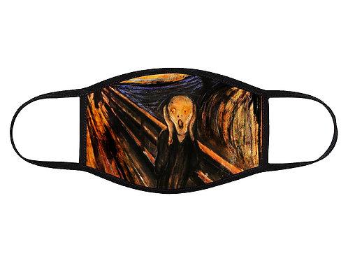 The Scream Face Mask
