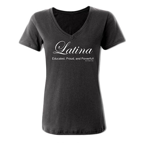 Latina: Proud, Educated, and Powerful!