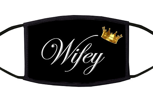 Wifey Adjustable Face Mask