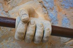 Stone Hand