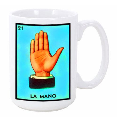 Loteria: La Mano (the Hand)