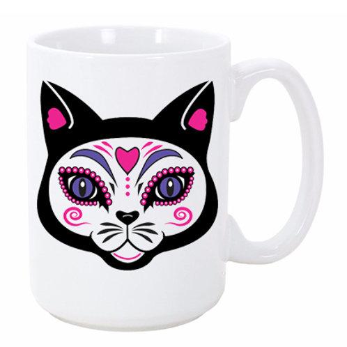 El Gato Ceramic Mug