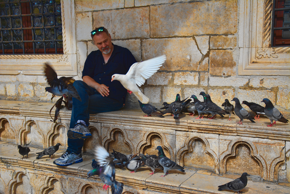 Bird Man of Croatia