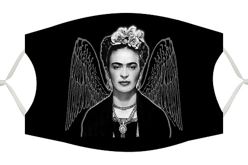 Frida's Wings S-M Adjustable Face Mask