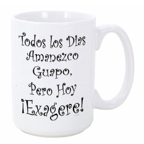 Guapo! Ceramic Mug